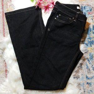 White House Black Market shimmer Jeans SHORT